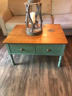 Pier One Coffee Table