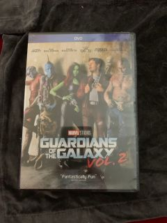 Guardians of the Galaxy Volume 2-never opened