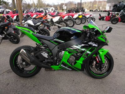 2017 Kawasaki NINJA ZX-10R ABS KRT EDITION* SuperSport Motorcycles West Bridgewater, MA