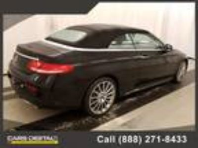2018 MERCEDES-BENZ C-Class with 4355 miles!