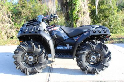 2018 Polaris Sportsman 850 High Lifter Edition Sport-Utility ATVs Palatka, FL