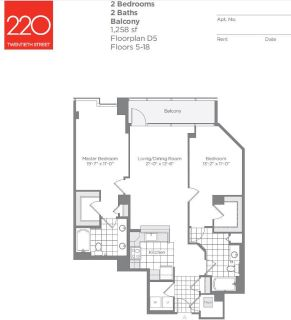 $7860 2 apartment in Arlington
