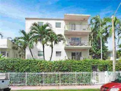 618 Euclid Ave 302 Miami Beach One BR, Cozy 1/1.5 condo located