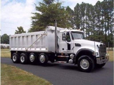 Attention: Dump truck operators - Financing is available for all credits