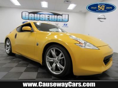 2009 Nissan 370Z Touring (Chicane Yellow Pearl)