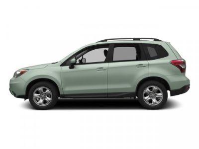 2015 Subaru Forester 2.5i (Jasmine Green Metallic)