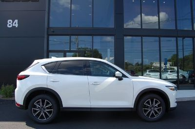 2018 Mazda CX-5 Grand Touring (white)