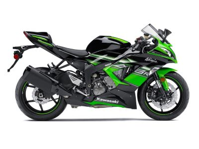 2016 Kawasaki Ninja ZX-6R KRT Edition SuperSport Motorcycles Burleson, TX