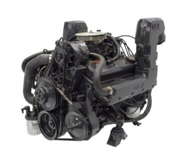 Buy OMC 5.7L 350ci Complete Boat Engine Reman 260hp motorcycle in Worcester, Massachusetts, United States, for US $6,495.00