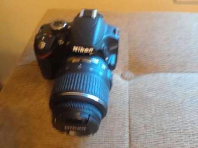 Nikon D3200 24.2 MP CMOS Digital SLR Bundel