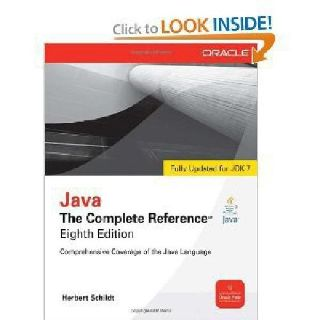 $30 Java - The Complete Reference - 8th Edition - Herbert Schildt
