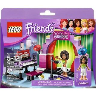 LEGO Friends Andreas s Stage