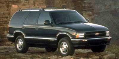 1997 Chevrolet Blazer LT (Apple Red)