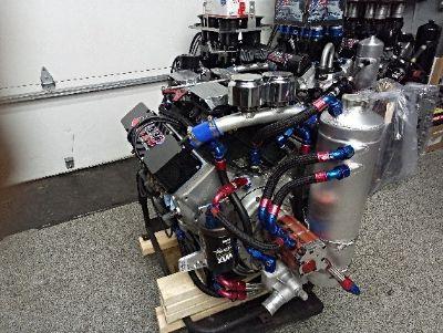 Fresh -12 410 Aluminum Motor