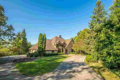 4061 Vilas Rd Cottage Grove Four BR, Situated on 7+ acres of