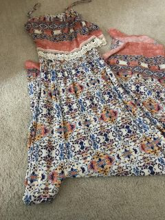 Altered state maxi sundress size small