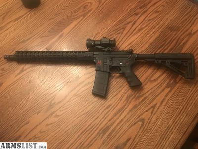 For Sale: Spikes custom AR15