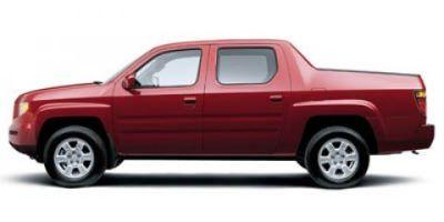2006 Honda Ridgeline RTS (Silver)