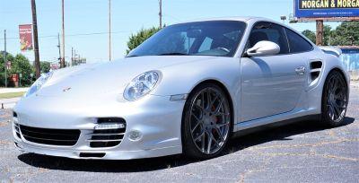 2010 Porsche 911 Turbo (Silver Or Aluminum)
