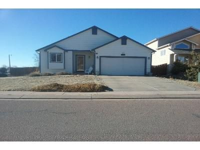 4 Bed 3 Bath Preforeclosure Property in Peyton, CO 80831 - Gladwater Rd