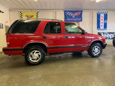 1995 Chevrolet Blazer LT (Red)