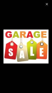 GARAGE SALE at 362 cr 502a Sweeny