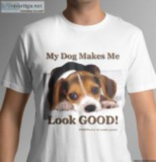Your Pet s Photo on a T-Shirt