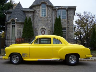 51 Chevy might Trade