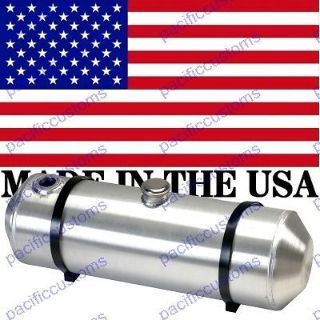 Find 8x24 Spun Aluminum Gas Tank With Sending Unit Flange motorcycle in Corona, California, United States, for US $200.00