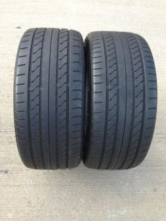 "Sell (2) PAIR YOKOHAMA ADVAN A10 245/40R18 93Y ""7-8/32"" ULTRA HIGH PERFORMANCE TIRES motorcycle in Frisco, Texas, US, for US $292.00"