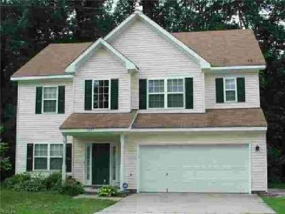 5025 John ST Chesapeake Three BR, lovely transitional home with