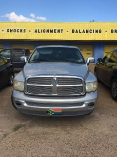 2002 Dodge, 1500 Ram, Double Cab Pick up Truck