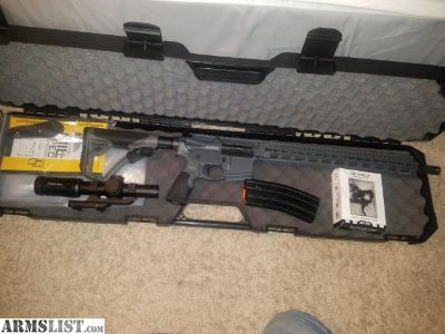For Sale: New Daniel defence ar15