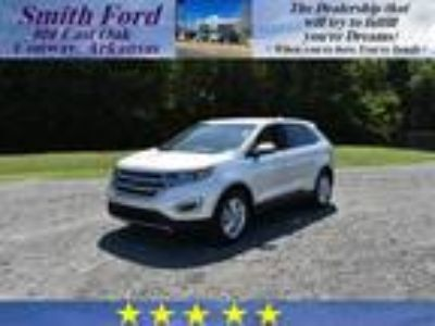 2017 Ford Edge Silver, 23K miles