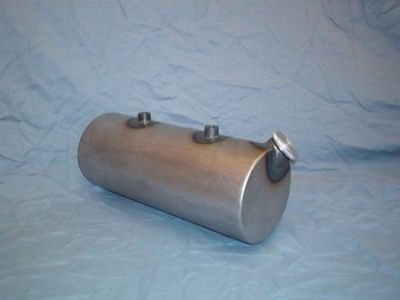 Buy Basic Round Oil Tank for Choppers or Bobbers motorcycle in Mulberry, Indiana, United States, for US $90.00