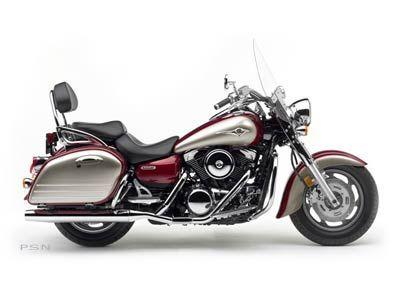 2007 Kawasaki Vulcan 1600 Nomad Cruiser Motorcycles Wilkes Barre, PA