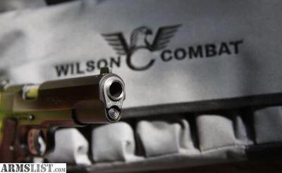 For Sale: Wilson Combat 1911 CQB Legacy