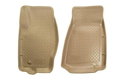 Find Husky Liners 30613 06-10 Jeep Commander Tan Custom Floor Mats 1st Row motorcycle in Winfield, Kansas, US, for US $91.95