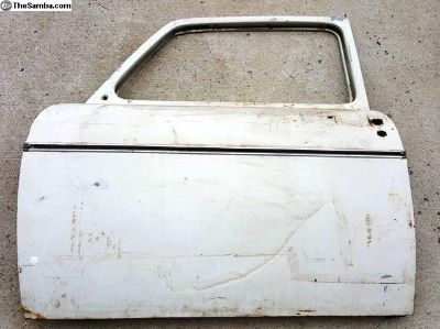 Type 3 drivers side door (2-bolt hinge)
