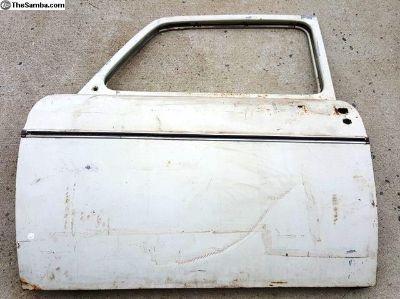 Type 3 drivers side door (2-bolt hinge)