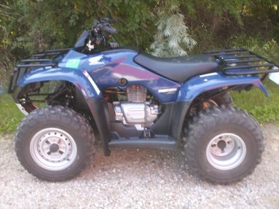 2006 Honda FourTrax Recon ES Utility ATVs Mukwonago, WI