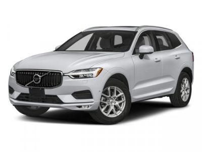 2018 Volvo XC60 R-Design (Crystal White Metallic)