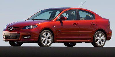 2009 Mazda Mazda3 i (Sunlight Silver Metallic)