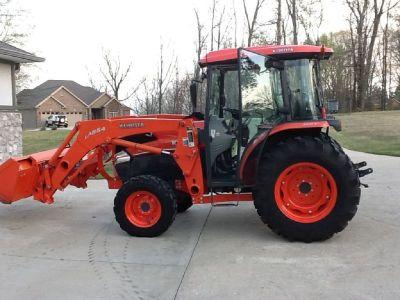 2012 Kubota L4240 HSTC tractor for sale in Killen, AL.