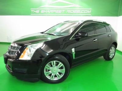 2010 Cadillac SRX Moon Roof* Leather* Navi*  BackUp Cam*