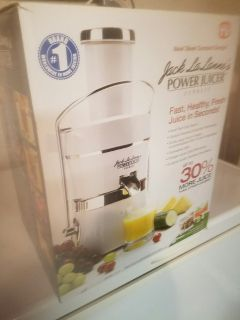 Jack LaLanne Juicer, like new!