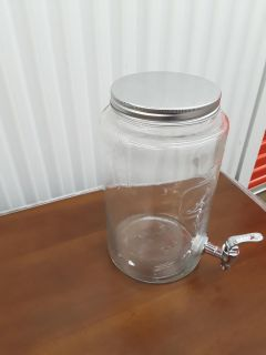 Large container juice or water
