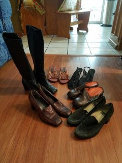 6 Pairs of Shoes/Boots Lot 3
