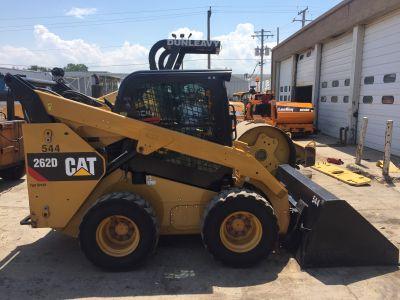 2015 CAT 262D