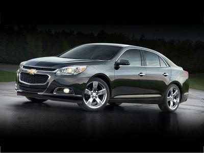 2015 Chevrolet Malibu LS (Silver Ice Metallic)